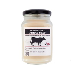 Home-Made Pasture Raised Beef Tallow