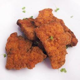 Pasture-fed & Gluten-Free Breaded Chicken Schnitzel