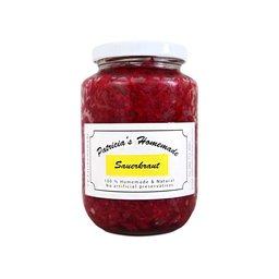 Purple Sauerkraut 16oz