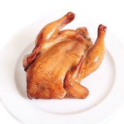Smoked Whole Pasture-raised Baby Chicken