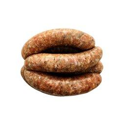 Onion & Sage Sausage, Free-range Chicken Accidental Butcher