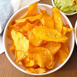 Sweet potato chips (regular)