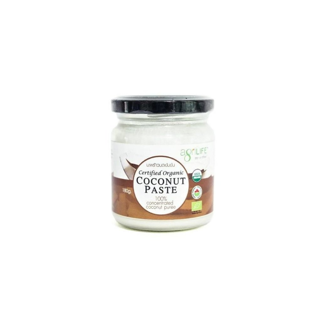 Agrilife Organic Coconut Paste 180gr