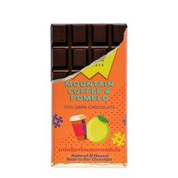 Siamaya Single Origin Dark Chocolate - Mountain Coffee & Pomelo Peel