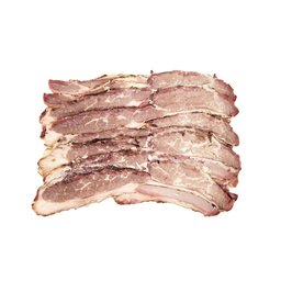 Smoked Streaky Beef Bacon (nitrate-free)