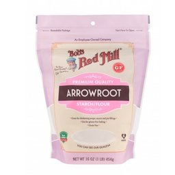 Arrowroot Starch by Bob's Red Mill