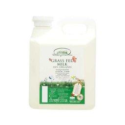 Organic Grass Fed Milk (Frozen)