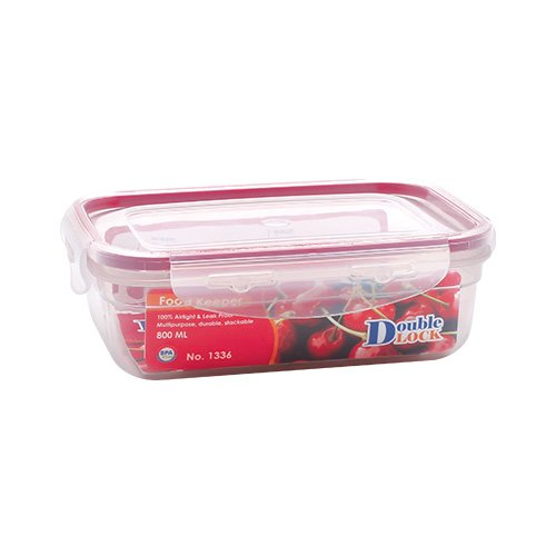 The Reusable Paleo Meal Plan container (BPA-Free, 800ml)