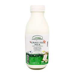Organic Grass Fed Milk (Fresh)