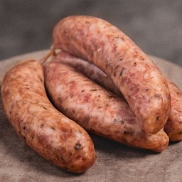 Lincolnshire Sausages
