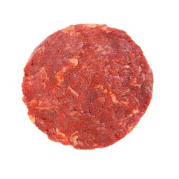 Pasture-fed BBQ Black Angus Burger Patty