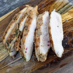 Mexican Sous Vide Chicken Breast