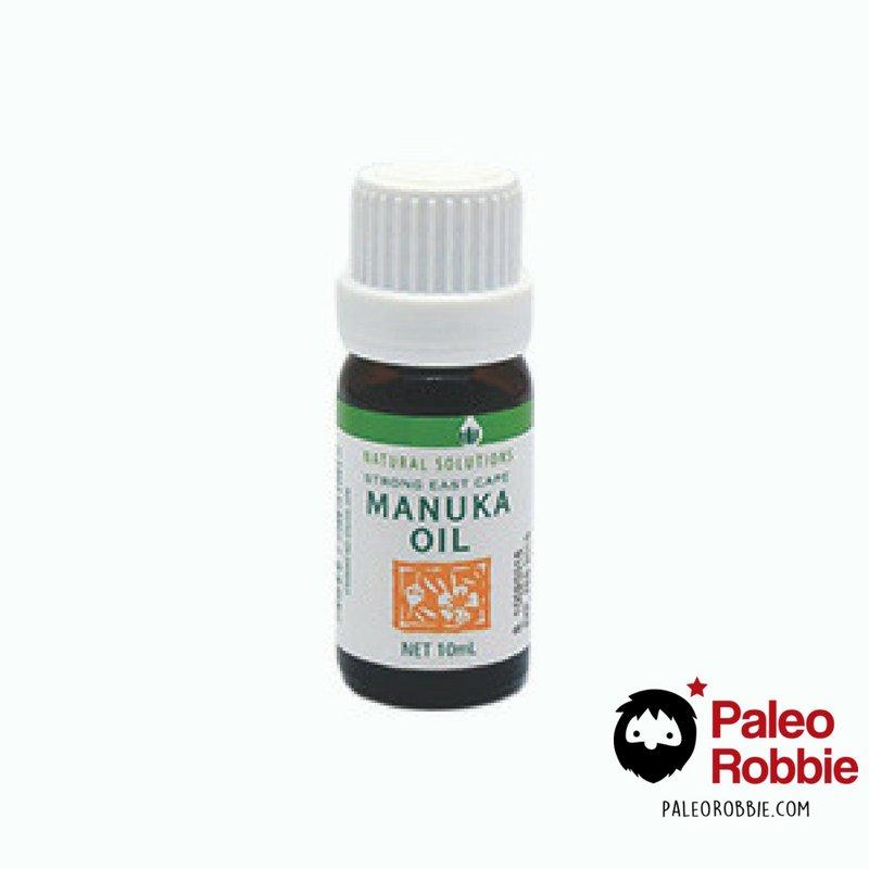 Strong East Cape Manuka Oil 10 mls
