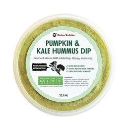 Pumpkin Kale Hummus Dip