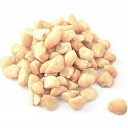 Macadamia, Half Nut, Raw