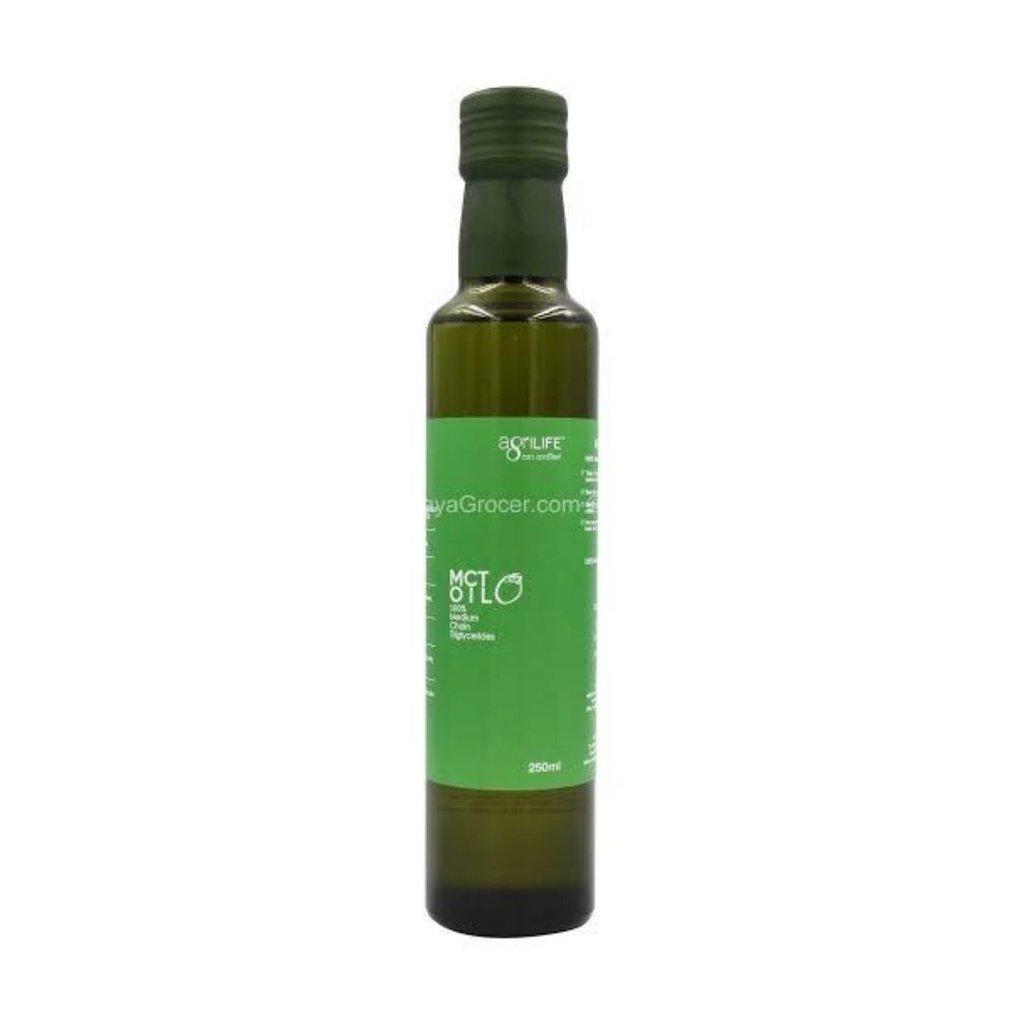 Agrilife - 100% Pure Coconut MCT Oil 250ml