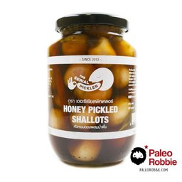 Honey Pickled Onions