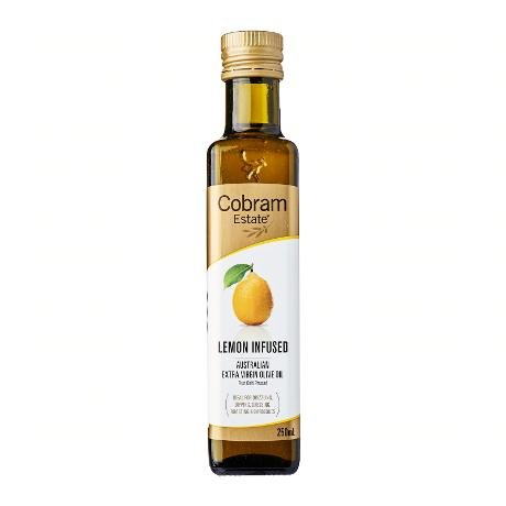 Cobram Estate Extra Virgin Olive Oil Lemon Twist
