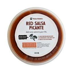 Red salsa picante