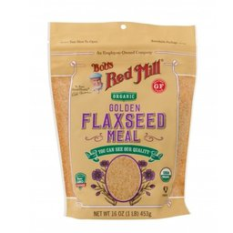 Organic Golden Flaxseed Meal by Bob's Red Mill