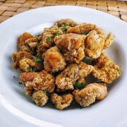 Flourless Chicken Nuggets