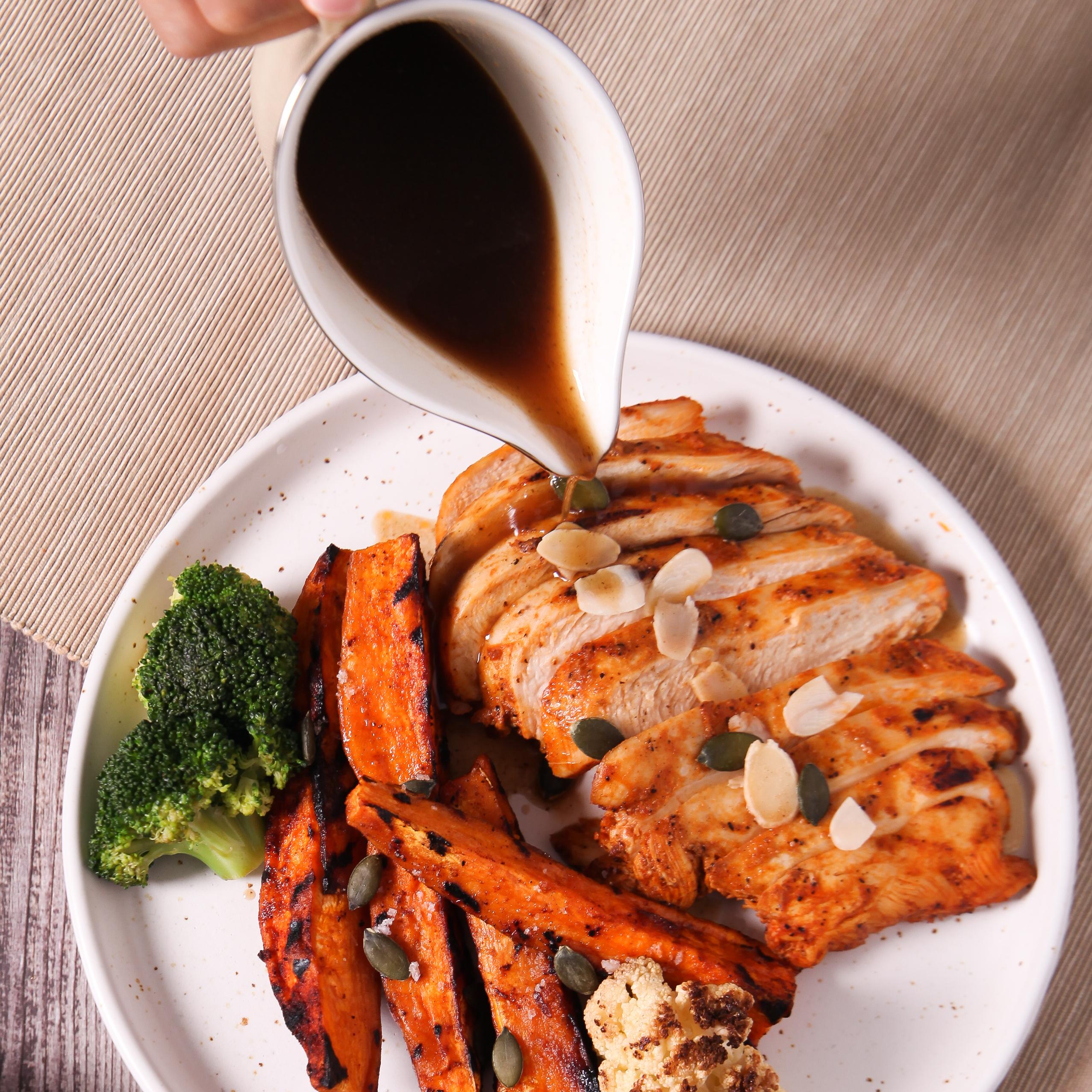 Pasture-raised Chicken Gravy