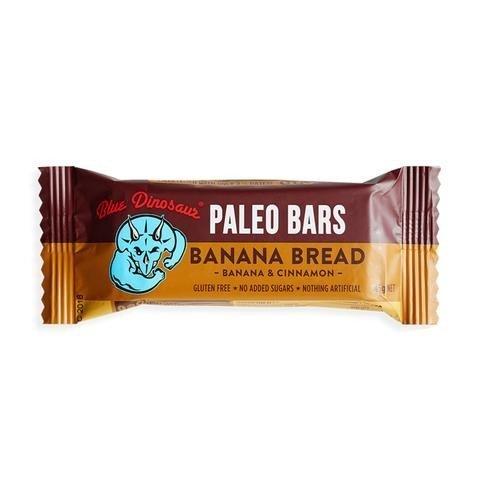 Blue Dinosaur Paleo Bar - Banana Bread