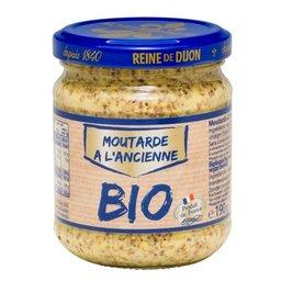Organic Reine Wholegrain Mustard