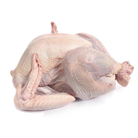 Whole Turkey Pasture-fed (frozen, raw)
